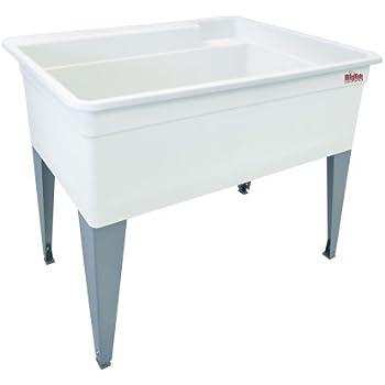 Mustee 27F Double Bowl Laundry Tub - Utility Sinks - Amazon.com