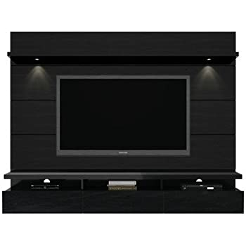 Exceptionnel Julius Entertainment Center, Black