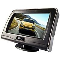 Boyo VTM4302 4.3-Inch Digital Monitor 2 Video Input