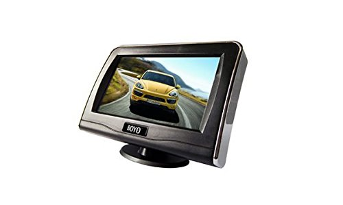 Boyo VTM4302 4.3-Inch Digital Monitor 2 Video Input