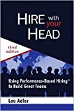 img - for Hire With Your Head 3th (third) edition Text Only book / textbook / text book