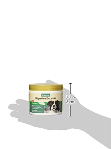 NaturVet Digestive Enzymes Plus Digestive Remedies