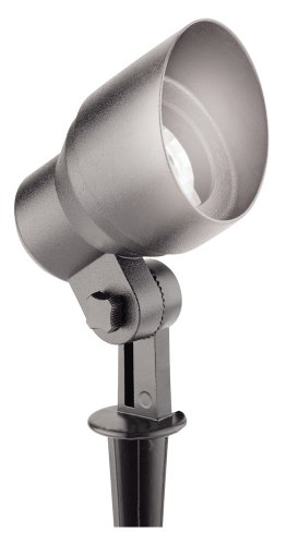 Malibu 8301-9604-01 20 Watt Cast Metal Flood Light Fixture (Metal 20w)