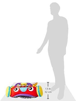 Sit Up and Play Activity Nest 40192 Playgro Coussin dActivit/és pour Jouer Assis /À partir de 6 mois Multicolore