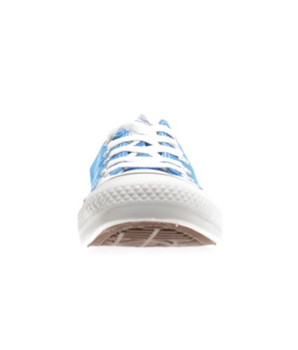 Converse Chuck Taylor All Star Season Ox, Zapatillas Unisex, azul - azul, 44.5 EU