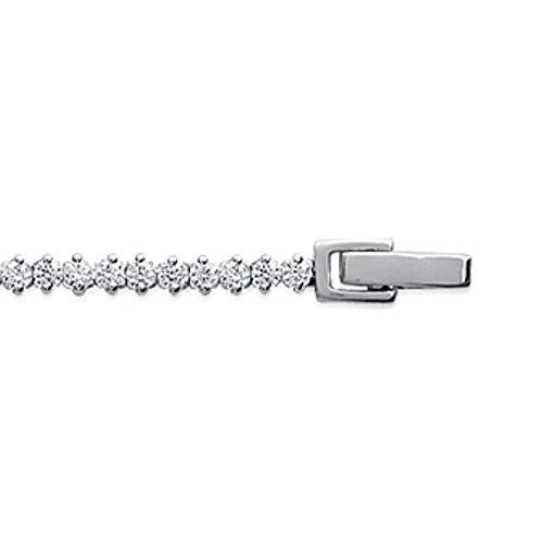 Bracelet Femme Argent 925 Rhodié OZ