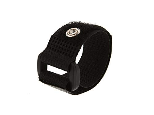 6 Inch Cinch Straps with Eyelet - 5 Pack