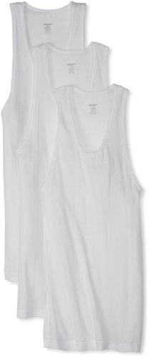 Essential Cotton 3 Pack Tank Top (2xist Undershirt Men)