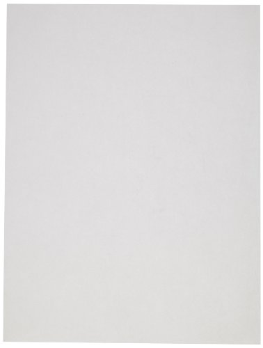 Sax Sulphite Drawing Paper, 50 lb, 9 x 12 Inches, Extra-White, Pack of 500 - 053925