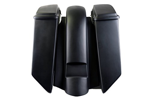 Extended Saddlebags - 7