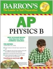 Barron's AP Physics B with CD-ROM 5th (fifth) edition Text