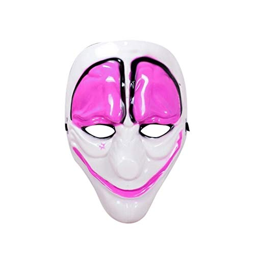 BeesClover Party Mask Masqu Wholesale PVC Scary Clown