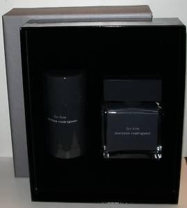 Narciso Rodriguez for Him Gift Set w/ Edt Spray 50 Ml / 1.7 Oz. + Deodorant Stick 75 G / 2.6 Oz