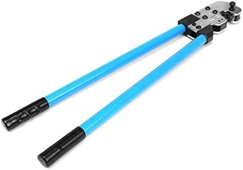 YKJ-YKJ プライヤーハンドツール、圧着プライヤー8-3 / 008-80mm²ターミナルケーブルラグプラグクリンパー ペンチ