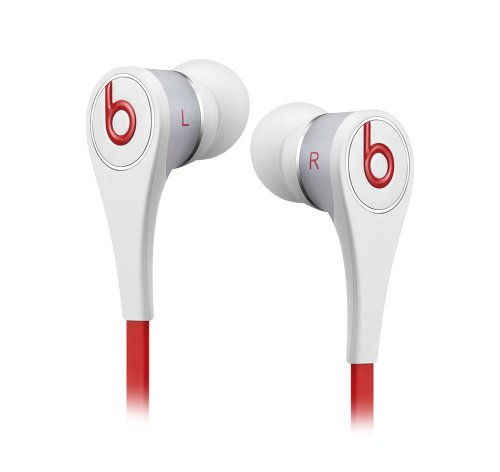 Beats Tour2 In-Ear Headphone - White (Re...
