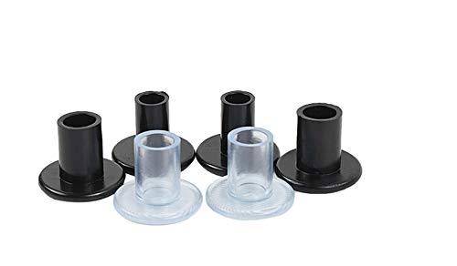 Heel Protectors,Heel Stoppers For Grass,Stiletto Heel Protectors Grass,Soft PVC Material,Wear-Resistance,Easy To Get On And Off,Worked Great On Both Grass And Paving Stones.