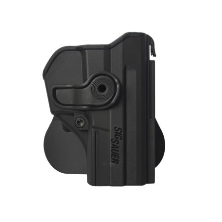 - IMI-Defense New BLACK Polymer Retention Roto Holster for Sig Sauer Pro SP2022/SP2009 - FREE BONUS - New Traveling Kit