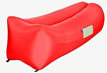plages Air Sofa l/éger et facilement pliable et transportab Canap/é Gonflable /étanche et fabriqu/é avec mat/ériaux de qualit/é avec oreiller confortable tr/ès r/ésistant /à lusure pour camping