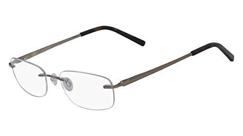 Óculos Airlock Valor 201 710 Ouro Lente Tam 53