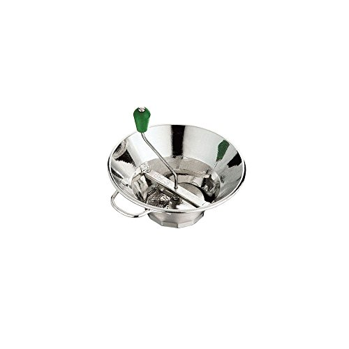Matfer Tin-Plated 12-1/4 inch Diameter Food Mill