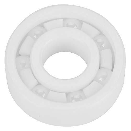 Precision High Bearings - 6000 Ceramic Ball Bearing High Precision Full Ceramic ZrO2 Bearing 10x26x8mm