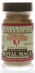 Royal extrait de Maca Poudre - 53 grammes, (plantes du monde entier)