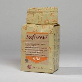 Safbrew S-33 Fermentis 500 Gram Yeast