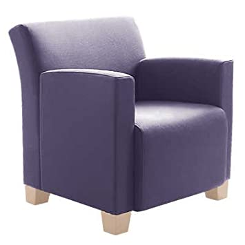 Amazon.com: Turnstone Jenny Lounge Club silla por steelcase ...
