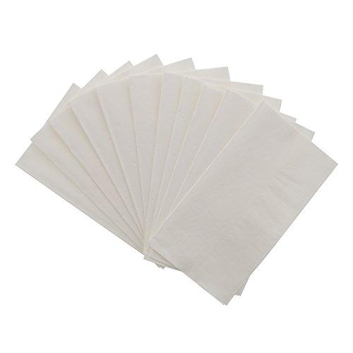 Royal White Dinner Napkin, Package of 125