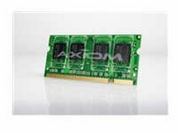Pc25300 Non Ecc 200 Pin (Axiom TP667/4G-AX AX - Memory - 4 GB - SO DIMM 200-pin - DDR2 - 667 MHz / PC2-5300 - unbuffered - non-ECC - for Lenovo ThinkPad T61p 6457, 6458, 6459, 6460, 6461)