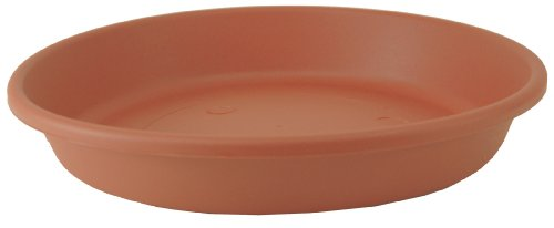 Akro Mils SLI17000E35 Classic Saucer for 16-Inch Classic Pot, Clay Color, 16.13-Inch