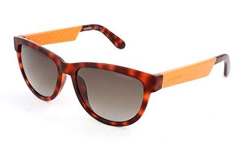 Carrera Womens Ca5000s Cat Eye Sunglasses,Shiny Tortoise,55 mm