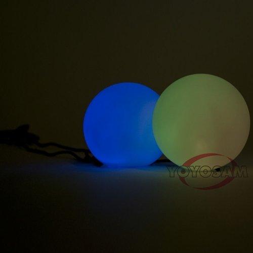 Wholesale Lot of Zeekio Lighted LED Poi - 20 POI- (10 Sets)