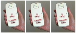 ELF Zone 3-Pack EMF Meter