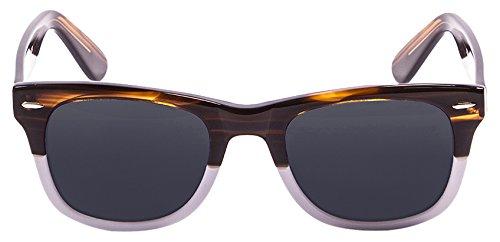 Lenoir Eyewear LE59000.0 Lunette de Soleil Mixte Adulte, Marron
