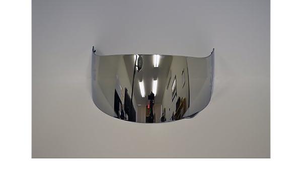Blue Mirror Visor  Fits AGV Q3 GT TI-TECH X-VENT Airtech S4 Q3 Daystar ghost