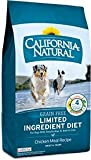 California Natural Grain-Free Chicken Meal Formula Dry Dog Food - 26 lb bag