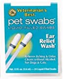 6-18-12 – Pet Swabs – Ear Relief Wash Swabs, My Pet Supplies