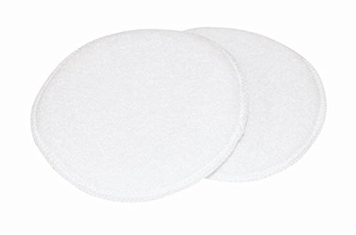 Carrand 40118 Terry Cloth 5″ Round Applicator Pad (2-Pack)
