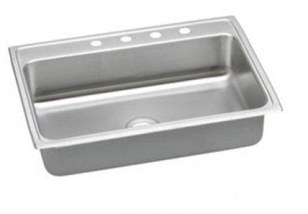 Elkay LRADQ3122500 Sink Stainless Steel