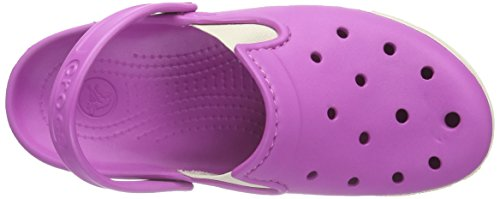 Crocs Unisex Citilane Klomp Wilde Orchidee / Stucwerk