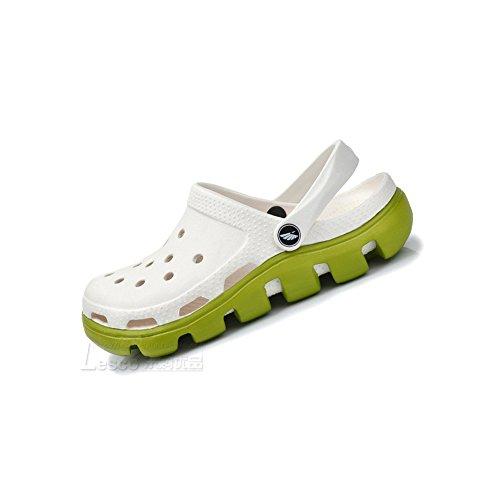 Nuovi Scarpe Antiscivolo Da Uomo Grandi Dimensioni WKNBEU Di Multicolor Sandali Sandali Estate Opzionale 2018 Sandali Paio A Pantofole 5nXxA
