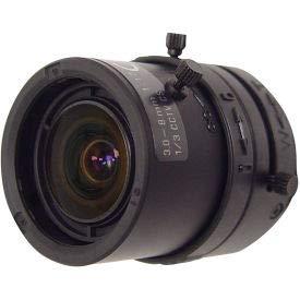 - Speco VF3.58DC 3.5-8mm Auto Iris Varifocal Lens (VF3.58DC)