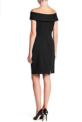 Dress The Dress The Off Ponte Ponte Shoulder Shoulder Off 5O8q7qn