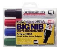 Shachihata Green Markers - 9