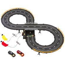 Speedy Racer (Fast Lane Speedy Racer Slot Car Track Set)