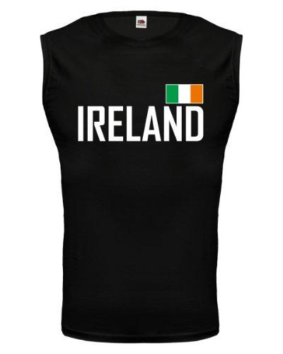 buXsbaum Tank Top Ireland-S-Black-