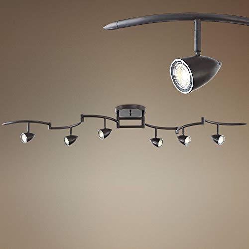 (Pro Track Heavy Duty Axel 6-Light LED Track Fixture - Pro Track)