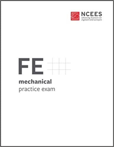 Amazon in: Buy FE Mechanical Practice Exam Book Online at