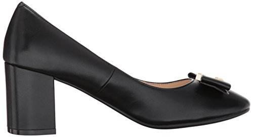 Cole Haan Women's Tali Bow Pump Black Leather XT7thld4aA
